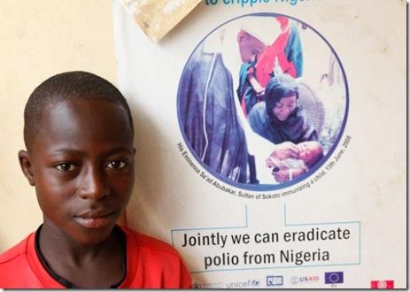 Bill Gates - Polio Tratamento resultado
