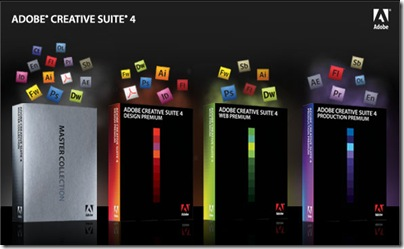 Adobre Creative Suite 4