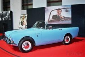 1 Cabriolet Sunbeam (1962)