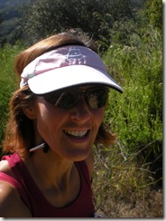 xterra malibu creek self portrait