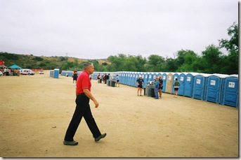 camp pendleton mud run porta potties