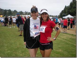 Kristi and Lisa