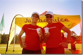 LA Mud Run Team Jamba Juice