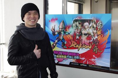 [MMO] 更具策略性的線上動作新遊戲:《洛奇Online》原廠Softnyx國際營運部處長鄭珍鎬專訪