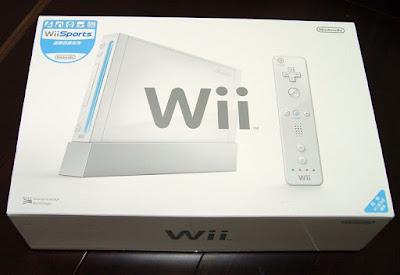 [Wii]台灣版Wii開箱照分享!