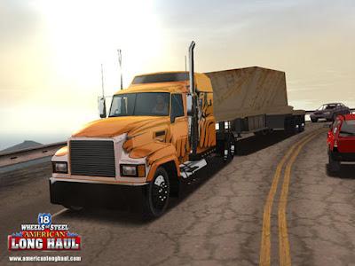 [PC]體驗運將與蠻牛為伍的生活:《瘋狂大卡車-美國長途運輸》試玩小心得!
