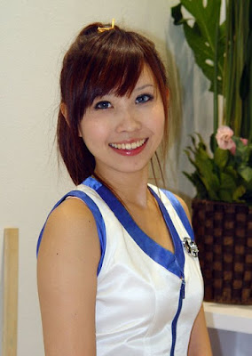 [Event] 2010台北車展Show Girl寫真分享!