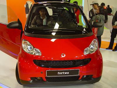 [Event] 2010台北車展現場記實:Smart、Volvol、Audi、Ford篇