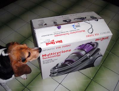 [Home] 破盤價入手的Dirt Devil Infinity 永不衰弱吸塵器VS8 TURBO開箱!