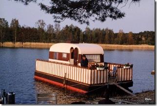 Husbåten Escargot