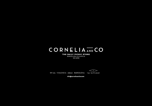 CORNELIA AND CO. &#8211; Picnic Store en Barcelona