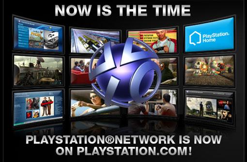 PSN Website