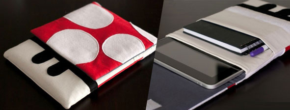 Super Mario iPad Case