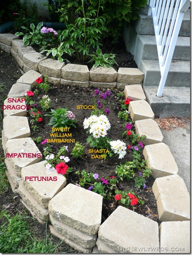 Diy newlyweds diy home decorating ideas projects front yard front yard flowers workwithnaturefo