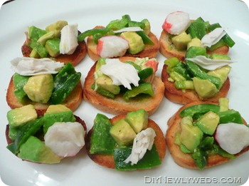 crab-avocado-crostini