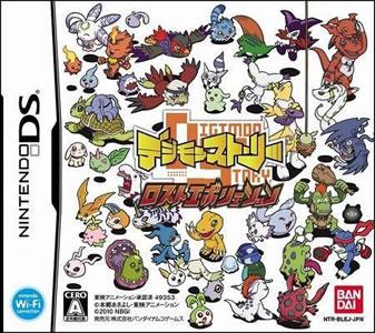 Digimon para nds 4998