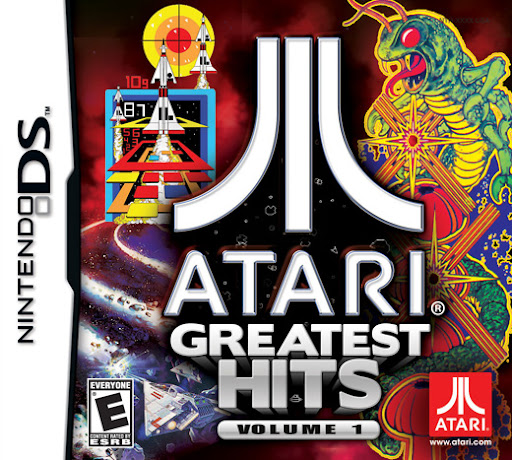 Atari Greatest Hits: Volume 1 (USA) [DS]