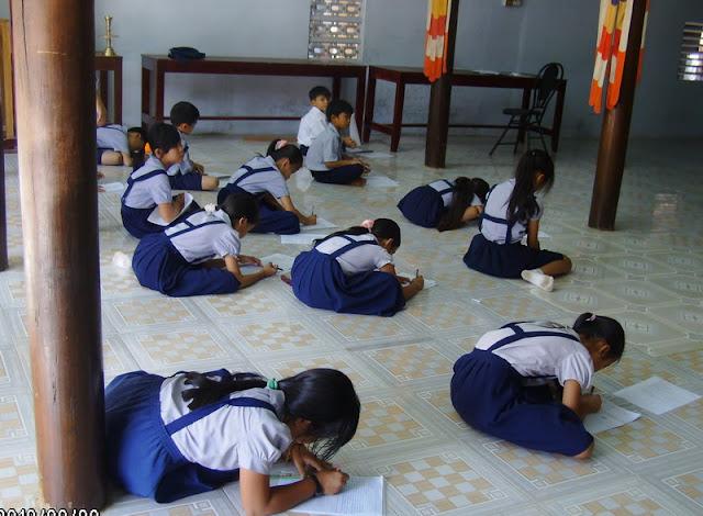 Tin nhanh kỳ thi vượt bậc Đoàn Sinh NK 2010