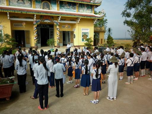 Kỳ thi vượt bậc GĐPT Khánh Lương
