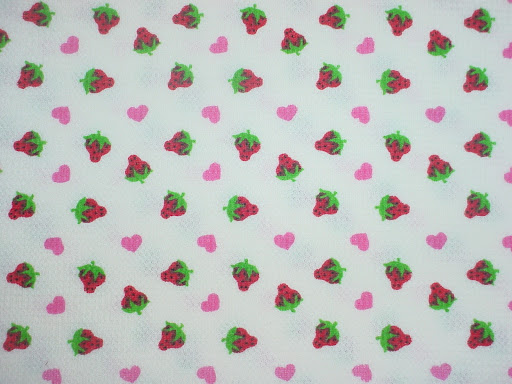 Strawberry Hearts Thermal