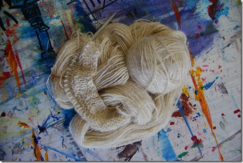 home spun alpaca by Jill
