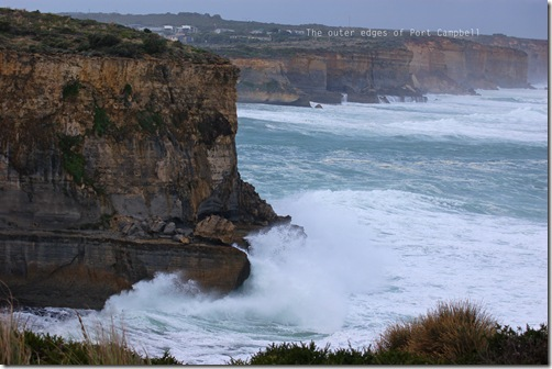 Port Campbell from Two Mile Bay 3
