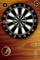 Screenshot of Bullseye Darts