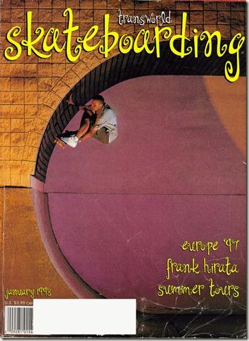 Magazine Cover 1998