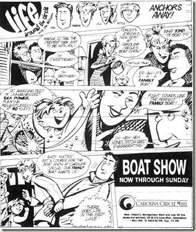 Boat Show February 1991
