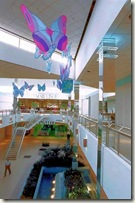 Inside Near Montgomery Ward 1989