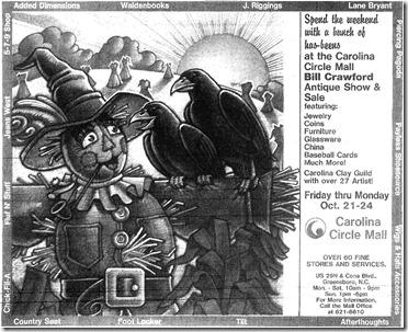 Fall Festival October 21, 1994