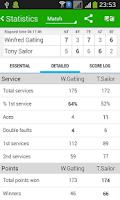 Screenshot of Tennis Math