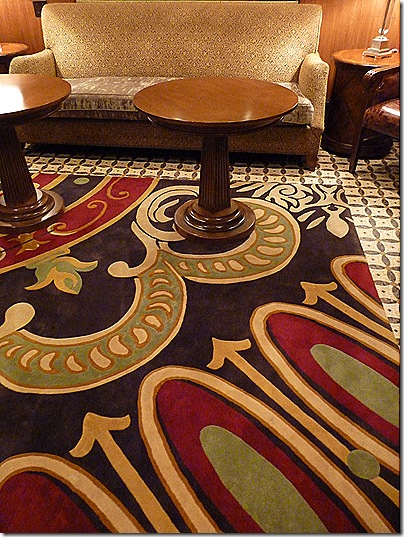 Sazerac Bar Rug
