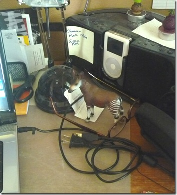 desk okapi