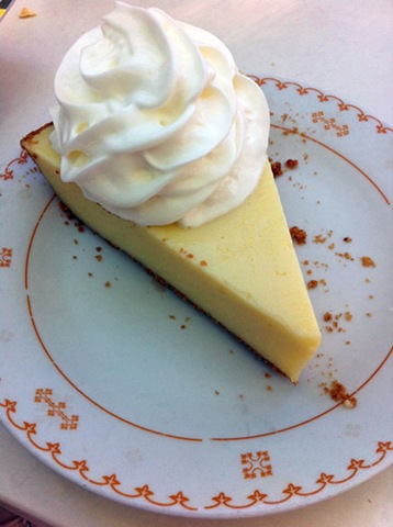 Mangrove Mamas Key Lime Pie