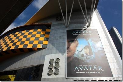 IMAX Theater, Darling Harbor, Sydney