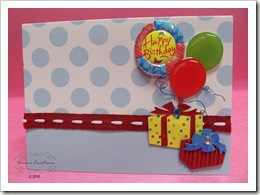 Birthday Gifts & Balloons