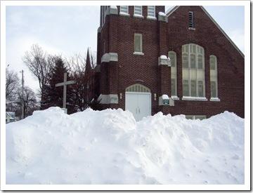 snowedchurch