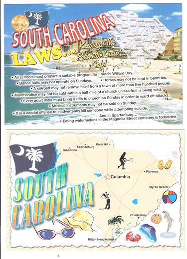 SOUTHCAROLINA_PostcardMAPS