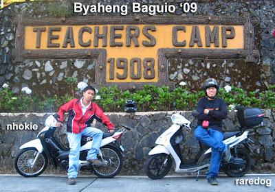 byaheng baguio 2009