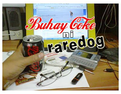 buhay coke ni raredog