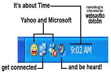 Microsoft and Yahoo merging?