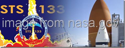STS-133 No earlier than Feb. 3 2011