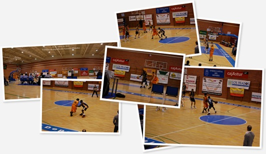 Ver FEVE Oviedo - CB Illescas (fotos El Blog del Aficionado)