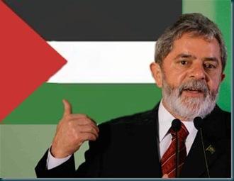 Lula x Palestina
