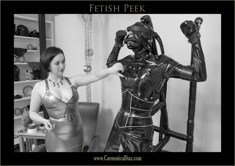 latex bondage fiction