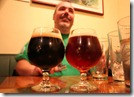 Schafly Imperial Stout and Double IPA