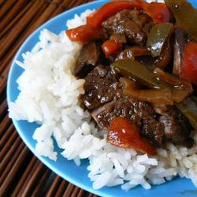 Maria's Pepper Steak