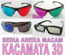 Jual Kacamata 3D