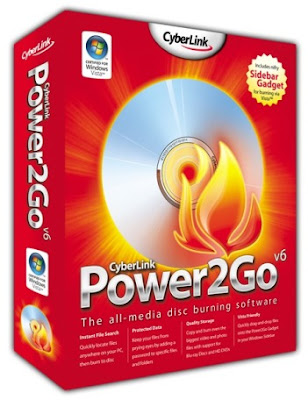 Power2go Burning Software